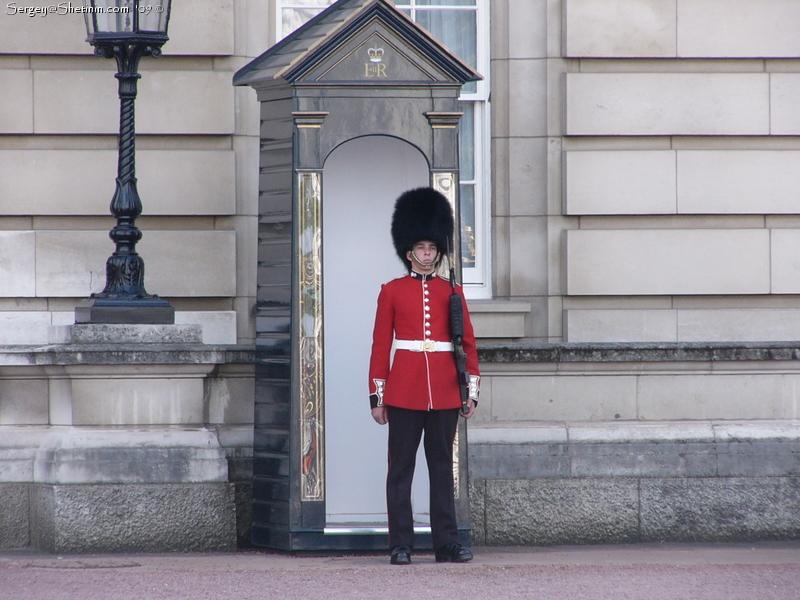 Караула букингемский дворец лондон